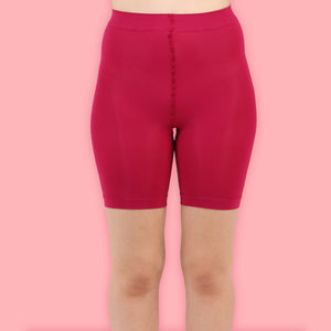 Pink Anti Chafing Shorts