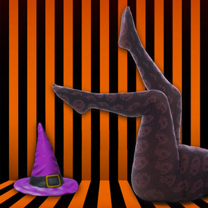 PRE-ORDER Halloween Witches - Plum