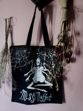 Load image into Gallery viewer, Miss Muffet Tote Bag