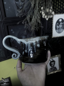 Cauldron Cider Mug Candle