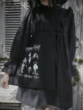 Load image into Gallery viewer, Creatures of the Night Tote bag