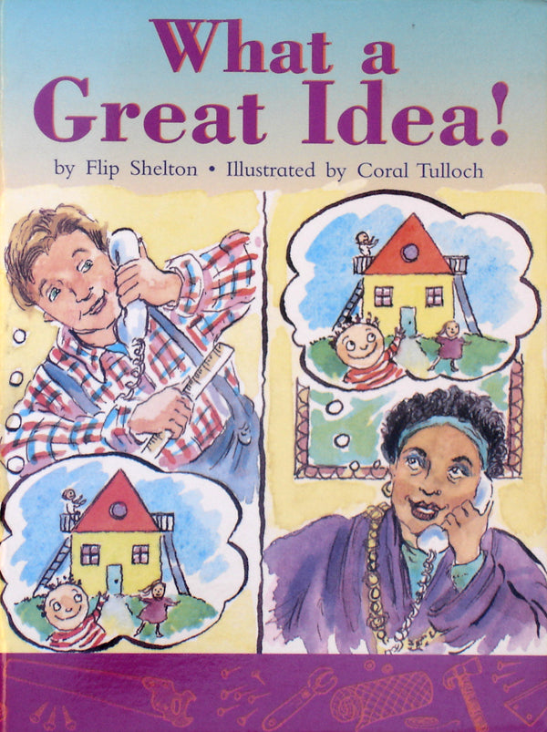Book: What a Great Idea