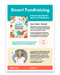 Smart Fundraising flyer