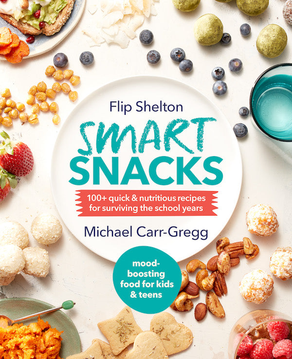 Smart Snacks - (Penguin Random House, 2019) with Michael Carr-Gregg
