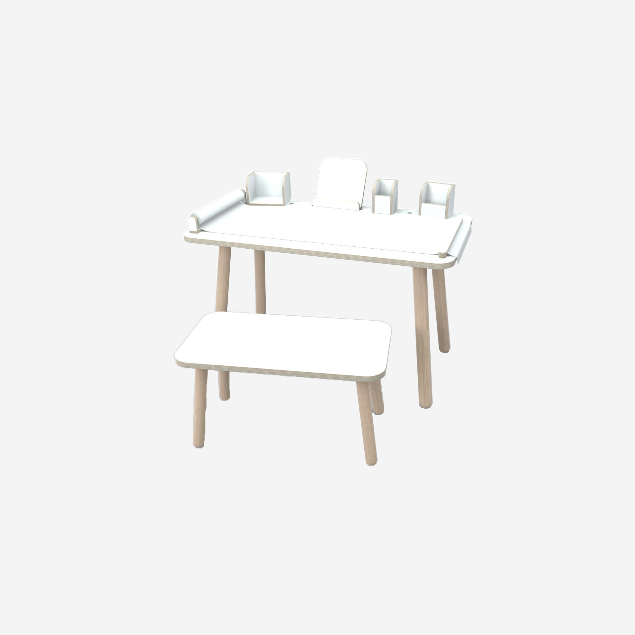 Pure Position Kindertisch | Growing Table