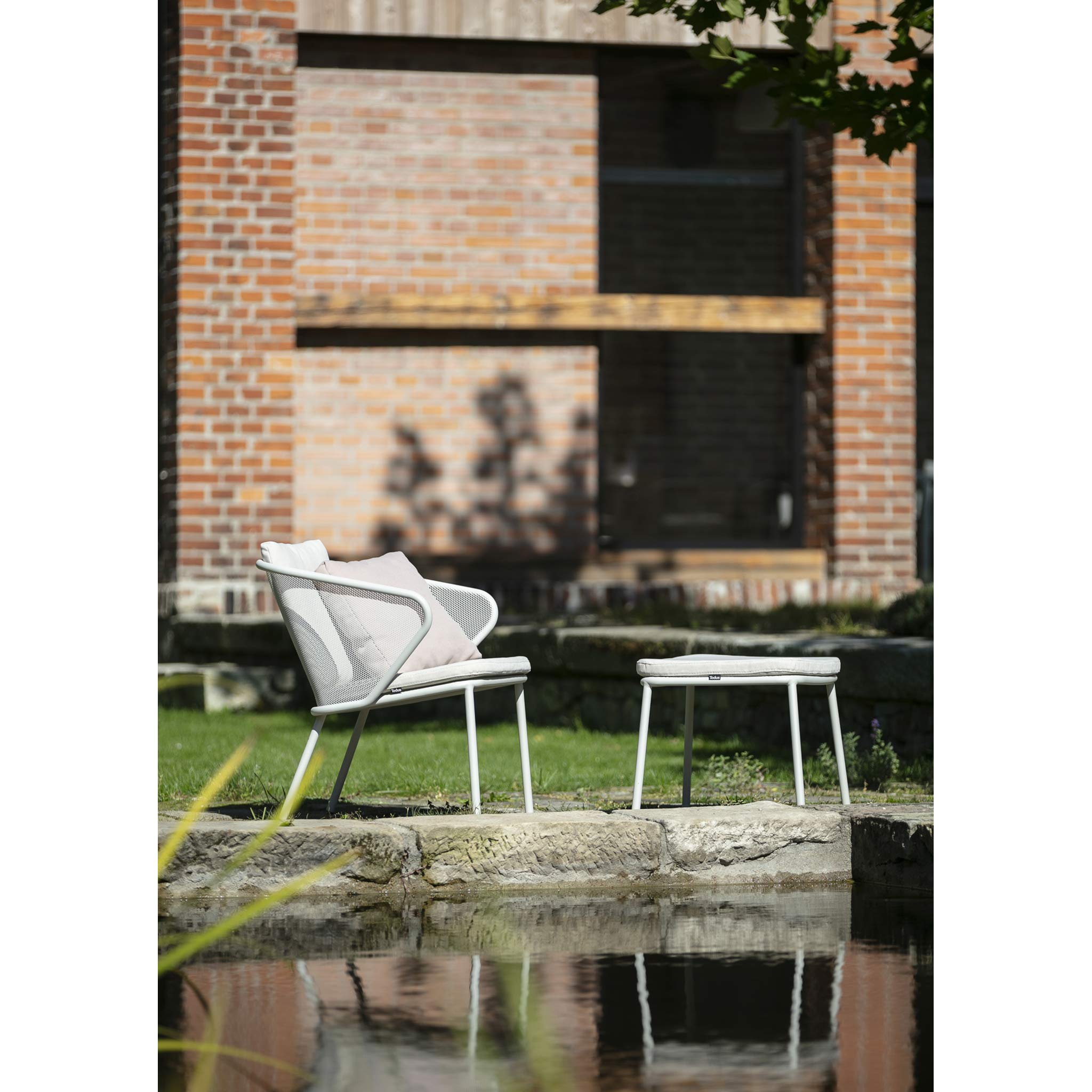 Todus Outdoor Loungestuhl | Condor