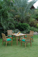 ANDERSON TEAK Bahama Brianna 5-pieces Dining Set