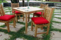 ANDERSON TEAK Bahama Classic 5-pieces Dining Set