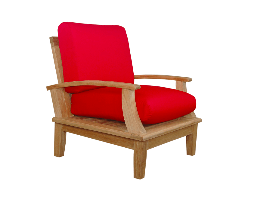 Anderson Teak ANDERSON TEAK Brianna Deep Seating Armchair Seating
