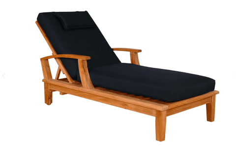 Anderson Teak ANDERSON TEAK Brianna Sun Lounger Seating