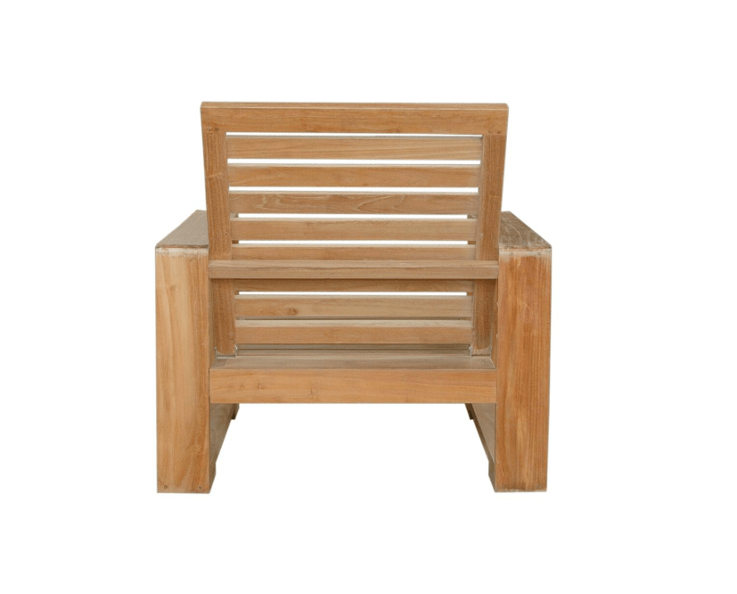 Anderson Teak ANDERSON TEAK Capistrano Deep Seating Armchair Seating