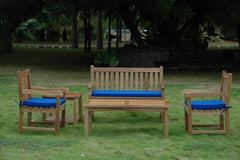 Anderson Teak ANDERSON TEAK Classic 2-Seater 5-Pieces Conversation Set Seating