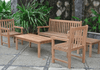 Image of Anderson Teak ANDERSON TEAK Classic 3-Seater 5-Pieces Conversation Set Seating
