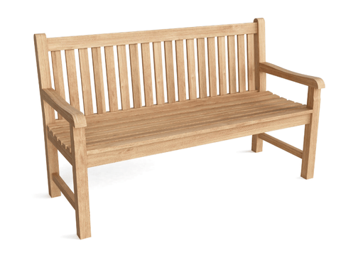 Anderson Teak ANDERSON TEAK Classic 3-Seater Bench Seating