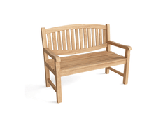 Image of ANDERSON TEAK Kingston 2-Seater Bench