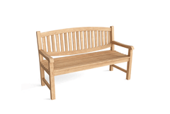 Image of ANDERSON TEAK Kingston 3-Seater Bench