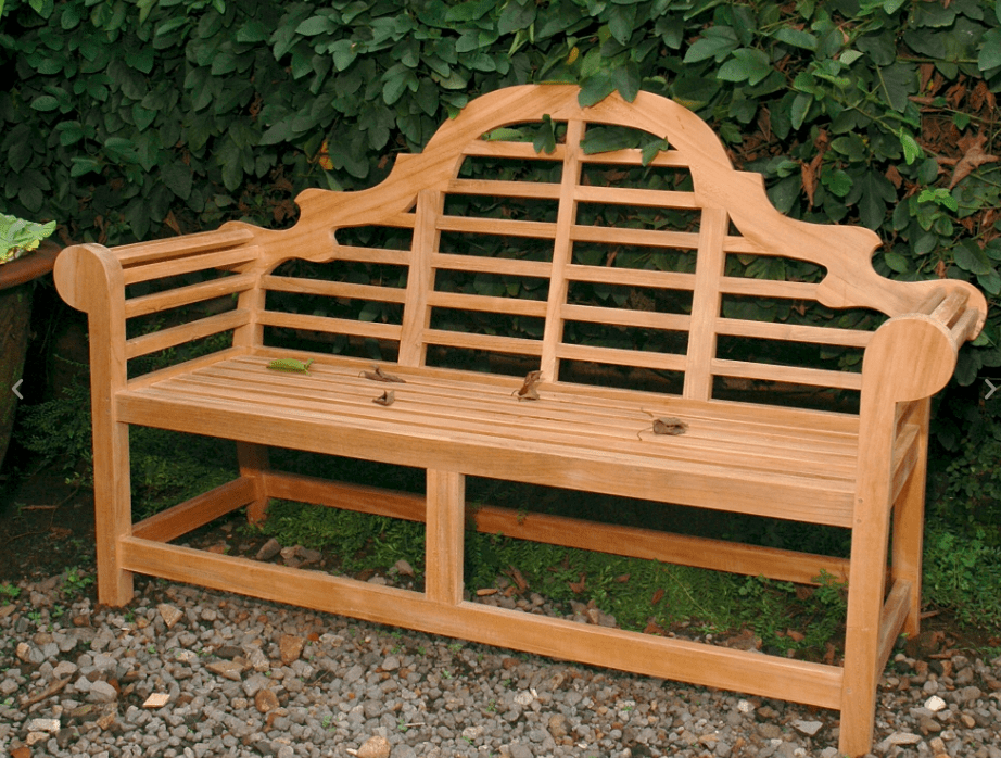Anderson Teak ANDERSON TEAK Marlborough 3-Seater Bench Seating