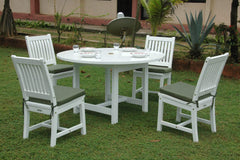 Image of ANDERSON TEAK Regency 5-Pieces Dining Set