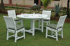 Image of Anderson Teak ANDERSON TEAK Regency 5-Pieces Dining Set Dining