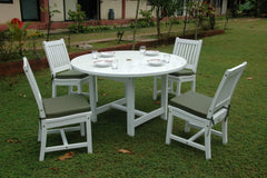 ANDERSON TEAK Regency 5-Pieces Dining Set