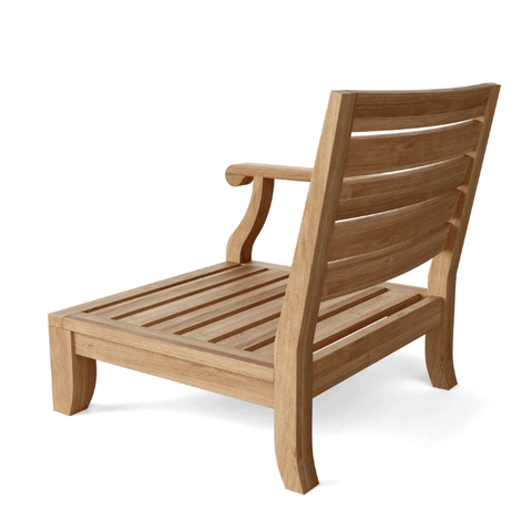Anderson Teak ANDERSON TEAK Riviera Right Modular Seating