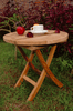 Image of Anderson Teak ANDERSON TEAK Royal Steamer 3-Pieces Set with Side Table Seating