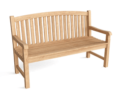 Anderson Teak Chelsea 3-Seater Bench Seating