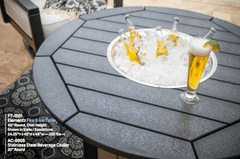 Image of BREEZESTA Elementz Fire & Ice Table