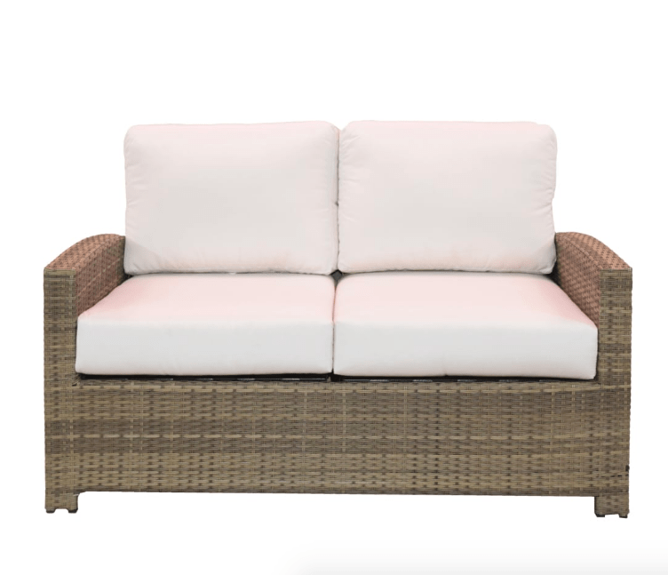 Forever Patio FOREVER PATIO Barbados Loveseat Seating