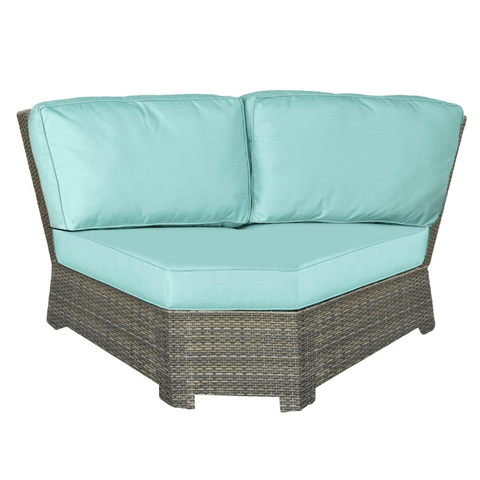 Forever Patio FOREVER PATIO Barbados Sectional 45 Degree Corner Seating
