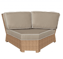 FOREVER PATIO Barbados Sectional 45 Degree Corner