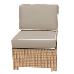 FOREVER PATIO Barbados Sectional Middle Chair
