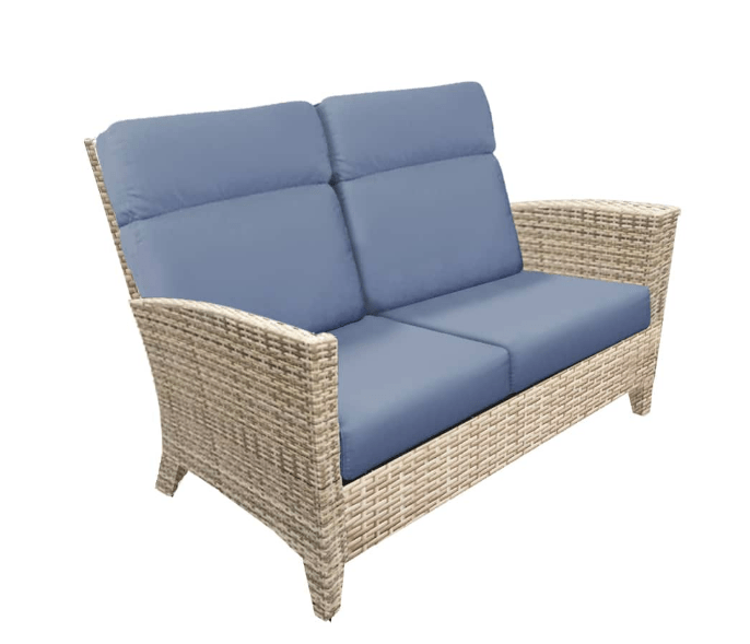Forever Patio FOREVER PATIO Cavalier Loveseat Seating