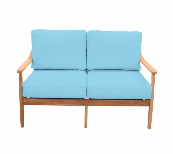 Forever Patio FOREVER PATIO Hambrick Loveseat Seating