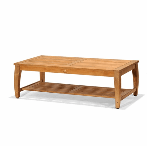 Forever Patio FOREVER PATIO Miramar Rectangle Coffee Table Plantation Seating