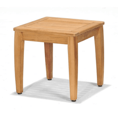 Forever Patio FOREVER PATIO Miramar Square End Table Plantation Seating