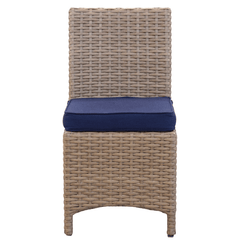 Image of FOREVER PATIO Universal Armless Dining Chair