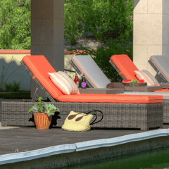 Forever Patio FOREVER PATIO Universal Chaise Lounge Seating