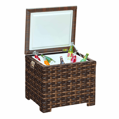 Image of FOREVER PATIO Universal End Table Ice Chest