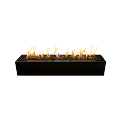 OUTDOOR PLUS OUTDOOR PLUS Eaves Fire Pit - Powdercoated 60 / Black / Match Lit Fire Pits