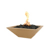 Image of OUTDOOR PLUS OUTDOOR PLUS Maya Concrete Fire Bowl Fire Bowls
