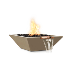 OUTDOOR PLUS Maya Fire & Water Bowl