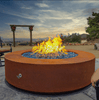 "Image of OUTDOOR PLUS OUTDOOR PLUS Unity 24"" Tall Fire Pit Fire Pits"