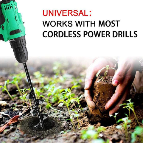Patio Furniture Land Plant Auger Drill Bit Garden