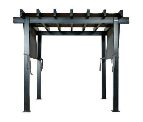 Sojag FLASH SALE! Sojag Yamba 10x10 ft Pergola 500-9166859 Sojag Yamba 10x10 ft Pergola 500-9166859 Shade