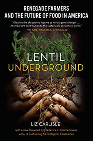 Lentil Underground (Signed Copy)