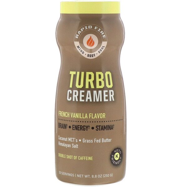Turbo Coffee Creamer