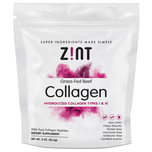 Grassfed Beef Collagen - Zint!