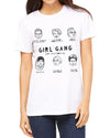 Adult Girl Gang T-shirt