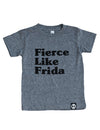 Fierce Like Frida Motto T-shirt